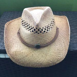 Women's saddleback hat